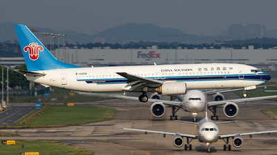 A picture of B5300 - Boeing 73781B - China Southern Airlines - © Zongzha_Kaiguan