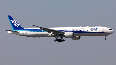 JA778A - Boeing 777-381ER - All Nippon Airways (ANA)