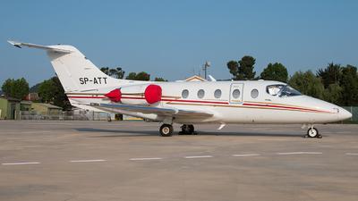 SP-ATT - Hawker Beechcraft 400A - Private