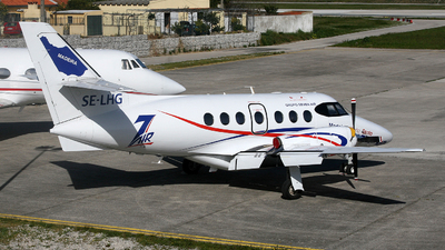 SE-LHG - British Aerospace Jetstream 32 - Seven Air