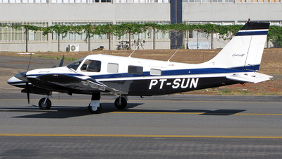 PT-SUN - Piper PA-34-220T Seneca IV - Private