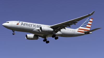N288AY - Airbus A330-243 - American Airlines