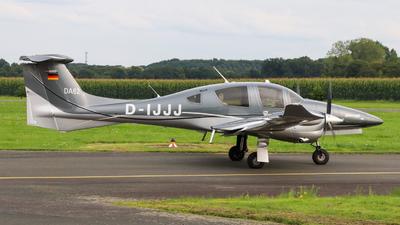 D-IJJJ  - Diamond Aircraft DA-62 - Private