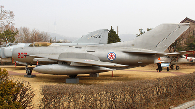 207 - Shenyang F-6 - North Korea - Air Force
