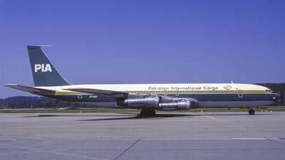 AP-AWY - Boeing 707-340C - Pakistan International Airlines (PIA)
