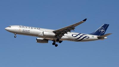 HZ-AQL - Airbus A330-343 - Saudi Arabian Airlines