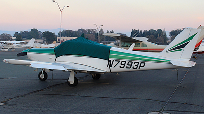 A picture of N7993P - Piper PA24250 Comanche - [243232] - © Jamie West