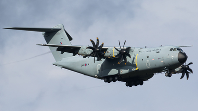 ZM411 - Airbus A400M Atlas C.1 - United Kingdom - Royal Air Force (RAF)