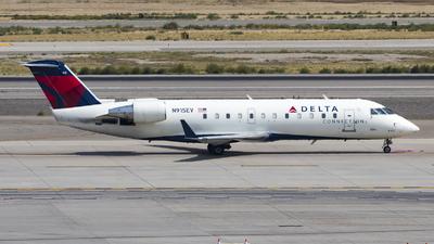 N915EV - Bombardier CRJ-200LR - Delta Connection (SkyWest Airlines)