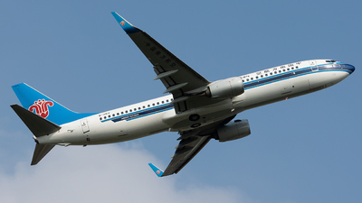 A picture of B1153 - Boeing 73781B - China Southern Airlines - © william8252