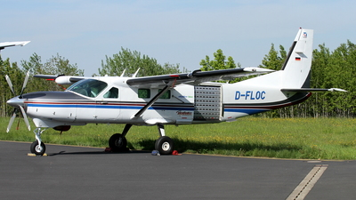D-FLOC - Cessna 208B Grand Caravan - Private