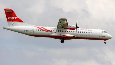 B-28066 - ATR 72-212A(600) - Far Eastern Air Transport (FAT)