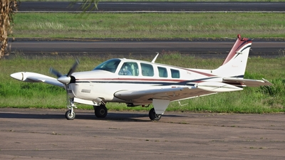 ZP-BHR - Beechcraft 36 Bonanza - Private