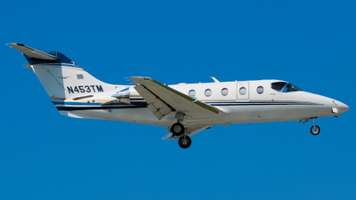 N453TM - Hawker Beechcraft 400A - Private
