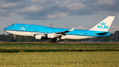 PH-BFG - Boeing 747-406 - KLM Royal Dutch Airlines