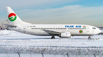 EY-444 - Boeing 737-3L9 - Tajik Air