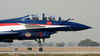 10 - Chengdu J10SY - China - Air Force