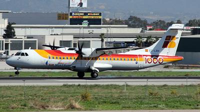 EC-LRH - ATR 72-212A(600) - Iberia Regional (Air Nostrum)