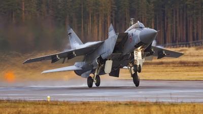 51 - Mikoyan-Gurevich MiG-31BM Foxhound - Russia - Air Force