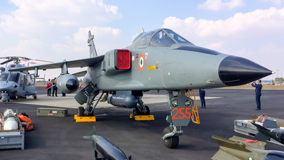 JM255 - Sepecat Jaguar IM - India - Air Force