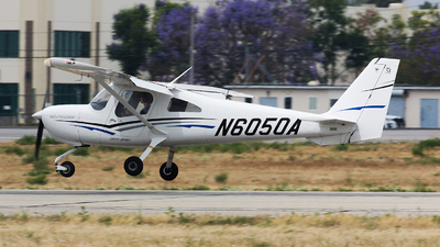 N6050A - Cessna 162 SkyCatcher - Private
