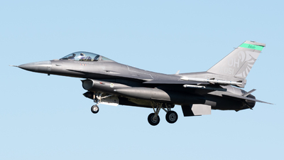89-2051 - General Dynamics F-16C Fighting Falcon - United States - US Air Force (USAF)