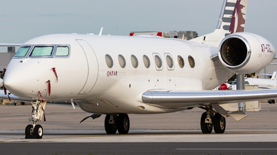 A7-CGC - Gulfstream G650ER - Qatar Executive