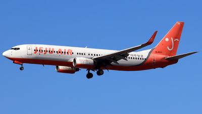HL8031 - Boeing 737-8GJ - Jeju Air