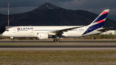 CC-BBA - Boeing 787-8 Dreamliner - LATAM Airlines