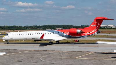 N892D - Bombardier CRJ-900LR - Private