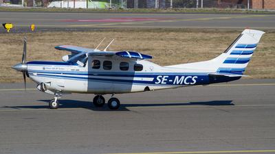 A picture of SEMCS - Cessna P210N Pressurized Centurion - [P21000626] - © Henrik Nilsson
