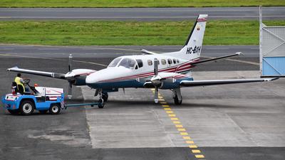 HC-BXH - Cessna 441 Conquest - Tevcol