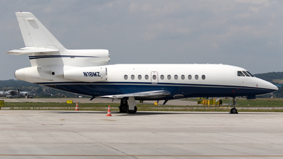 N18MZ - Dassault Falcon 900 - Private