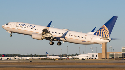 A picture of N36476 - Boeing 737924(ER) - United Airlines - © Positive Rate Photography
