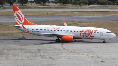 PR-GXW - Boeing 737-8EH - GOL Linhas Aéreas