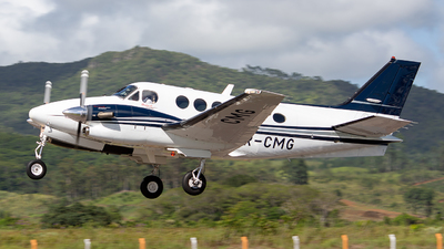PR-CMG - Beechcraft C90GTi King Air - Private