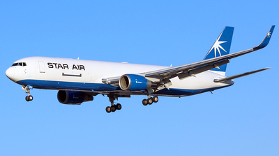 OY-SRV - Boeing 767-346F(ER) - Star Air