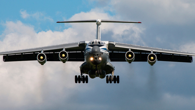 RF-78837 - Ilyushin IL-76MD - Russia - Air Force