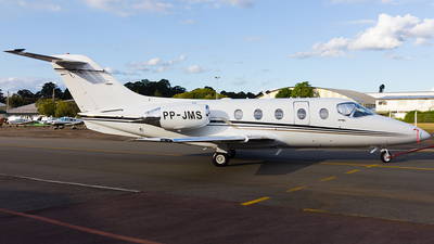 PP-JMS - Hawker Beechcraft 400A - Private
