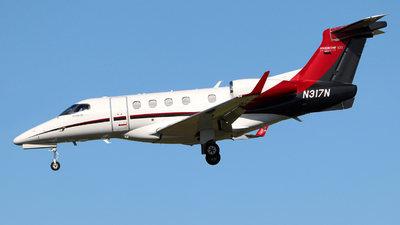 N317N - Embraer 505 Phenom 300 - Private