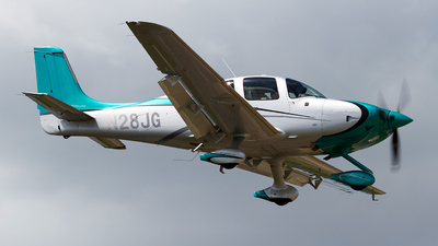 N28JG - Cirrus SR22T-GTS Platinum - Private