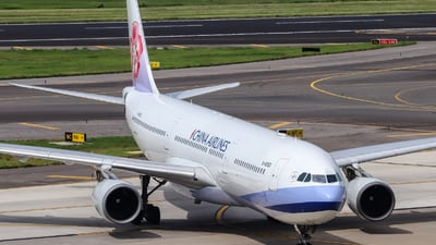 B-18353 - Airbus A330-302 - China Airlines