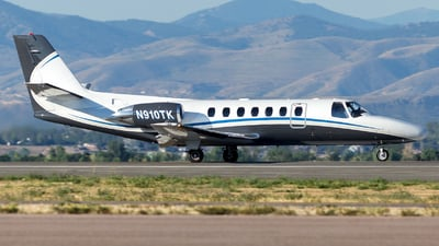 N910TK - Cessna 560 Citation Ultra - Private