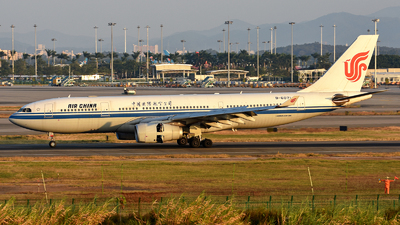 A picture of B6071 - Airbus A330243 - Air China - © Alva