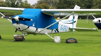 G-CFCI - Reims-Cessna F172N Skyhawk - Private