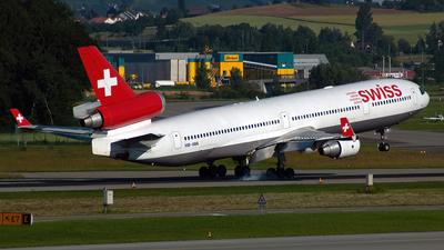 HB-IWA - McDonnell Douglas MD-11 - Swiss