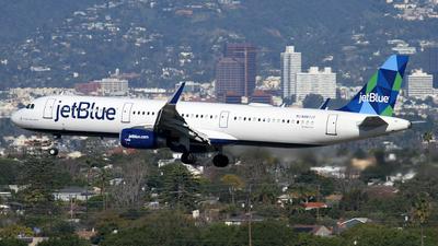 N987JT - Airbus A321-231 - jetBlue Airways