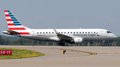N118HQ - Embraer 170-200LR - American Eagle (Republic Airways)