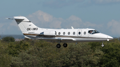 OK-IMO - Beechcraft 400A Beechjet - Queen Air
