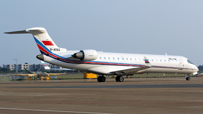 B-4062 - Bombardier CL-600-2C10 Challenger 870 - China - Air Force
